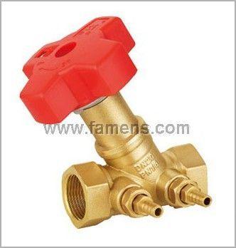 黃銅/全銅平衡閥-內螺紋平衡閥-法蘭靜態平衡閥